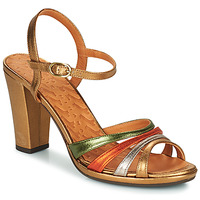 Cipők Női Szandálok / Saruk Chie Mihara ADIEL Zöld / Bronz