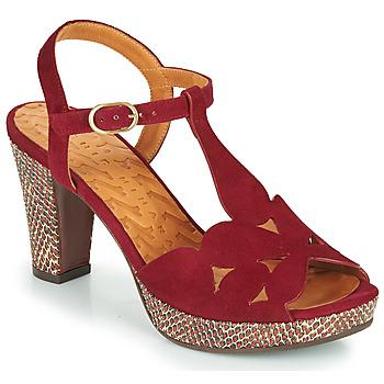 Cipők Női Szandálok / Saruk Chie Mihara EGEO Bordó