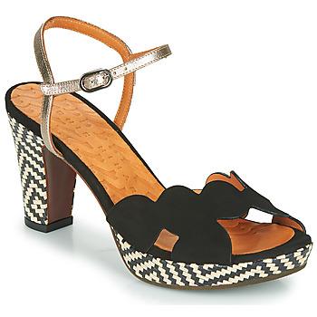 Cipők Női Szandálok / Saruk Chie Mihara ELIS Fekete
