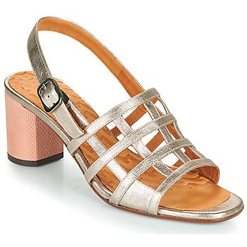 Cipők Női Szandálok / Saruk Chie Mihara HUNI Ezüst
