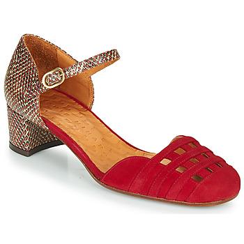 Cipők Női Félcipők Chie Mihara KAEL Piros