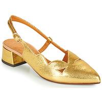 Cipők Női Félcipők Chie Mihara R-RUNE Arany