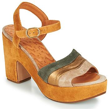 Cipők Női Szandálok / Saruk Chie Mihara YEVA Arany