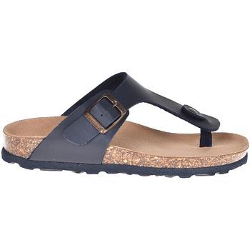 Cipők Gyerek Lábujjközös papucsok Bionatura 22B 1010 Kék