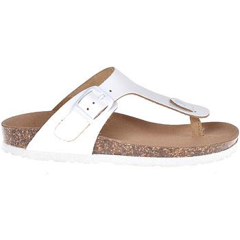 Cipők Gyerek Lábujjközös papucsok Bionatura 22B 1010 Fehér