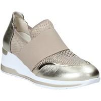 Cipők Női Belebújós cipők Melluso R20413 Arany