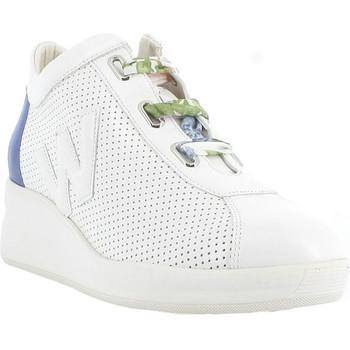 Cipők Női Rövid szárú edzőcipők Melluso R20220 Fehér