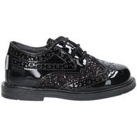 Cipők Gyerek Oxford cipők Melania ME1287B9I.B Fekete