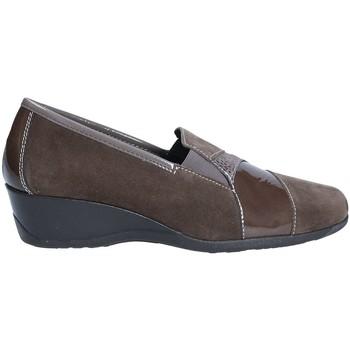 Cipők Női Mokkaszínek Susimoda 8705 Barna