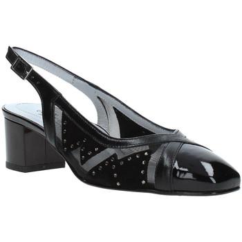 Cipők Női Félcipők Soffice Sogno E9330 Fekete