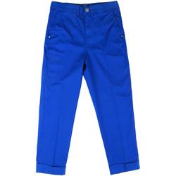 Ruhák Női Chino nadrágok / Carrot nadrágok Fornarina BE171L73G29112 Kék