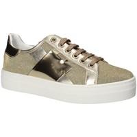 Cipők Női Rövid szárú edzőcipők Keys 5541 Sárga