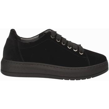 Cipők Női Rövid szárú edzőcipők Grunland SC3670 Fekete