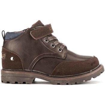 Cipők Gyerek Csizmák Lumberjack SB36801 001 M64 Barna