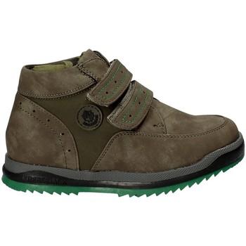 Cipők Gyerek Csizmák Lumberjack SB32901 002 M99 Zöld