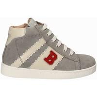 Cipők Gyerek Magas szárú edzőcipők Balducci RIMM301 Szürke