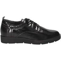 Cipők Női Oxford cipők Grunland SC3156 Fekete