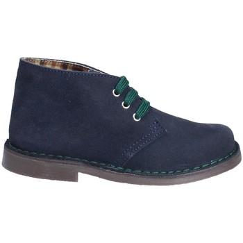 Cipők Gyerek Csizmák Grunland PO0577 Kék