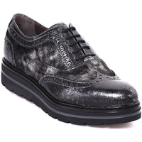 Cipők Női Oxford cipők NeroGiardini A806371D Szürke