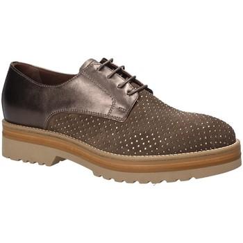 Cipők Női Oxford cipők NeroGiardini A806560D Barna