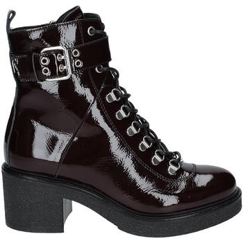 Cipők Női Bokacsizmák Janet Sport 42853 Piros