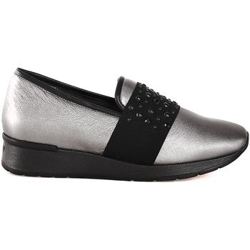 Cipők Női Belebújós cipők Melluso R25017P Szürke