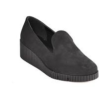 Cipők Női Mokkaszínek The Flexx D2037_10 Fekete