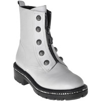 Cipők Női Csizmák Elvio Zanon I6507G Fehér