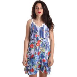 Ruhák Női Rövid ruhák Fracomina FR19SP563 Kék