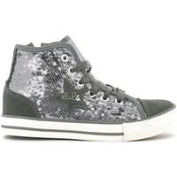 Cipők Gyerek Magas szárú edzőcipők Lulu LV010070T Szürke