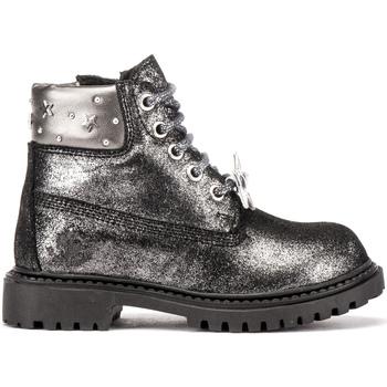 Cipők Gyerek Csizmák Lumberjack SG00101 013 A11 Fekete