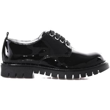 Cipők Fiú Oxford cipők Nero Giardini A830701F Fekete