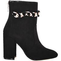 Cipők Női Bokacsizmák Gattinoni PINOD0784W Fekete