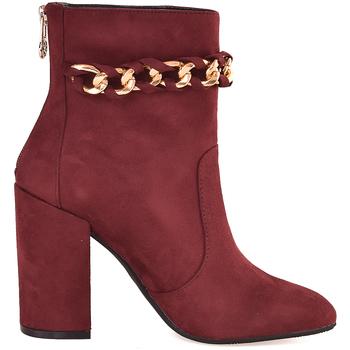 Cipők Női Bokacsizmák Gattinoni PINOD0784W Ibolya