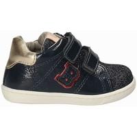 Cipők Fiú Rövid szárú edzőcipők Balducci CITA088 Kék