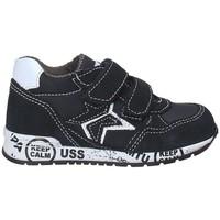 Cipők Gyerek Rövid szárú edzőcipők Melania ME1180B7I.C Kék