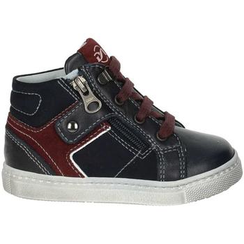 Cipők Gyerek Magas szárú edzőcipők NeroGiardini A823210M Kék