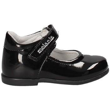 Cipők Lány Balerina cipők  Melania ME1401B8I.A Fekete