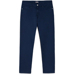 Ruhák Férfi Chino nadrágok / Carrot nadrágok NeroGiardini E070630U Kék