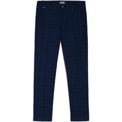 Ruhák Férfi Chino nadrágok / Carrot nadrágok Nero Giardini E070682U Kék