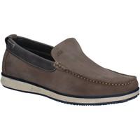 Cipők Férfi Mokkaszínek Braking 5966 Szürke