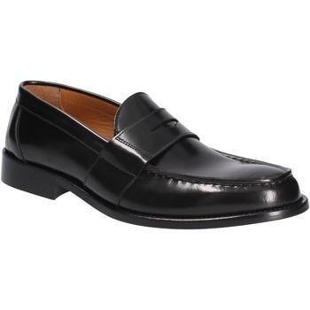 Cipők Férfi Mokkaszínek Marco Ferretti 160496 Fekete