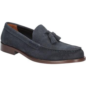 Cipők Férfi Mokkaszínek Marco Ferretti 160745 Kék