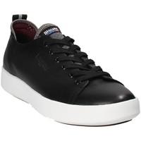 Cipők Férfi Rövid szárú edzőcipők Blauer 8SAUSTINXL01/LEA Fekete