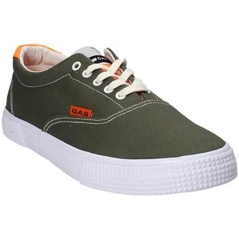 Cipők Férfi Rövid szárú edzőcipők Gas GAM810160 Zöld