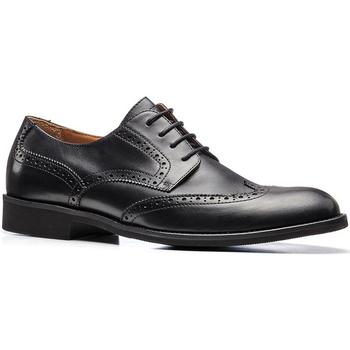Cipők Férfi Oxford cipők Stonefly 110769 Fekete