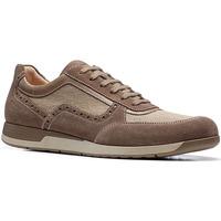 Cipők Férfi Rövid szárú edzőcipők Stonefly 110658 Barna