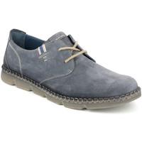 Cipők Férfi Oxford cipők Grunland SC4527 Kék