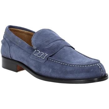 Cipők Férfi Mokkaszínek Rogers 652 Kék