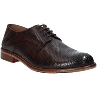 Cipők Férfi Oxford cipők Exton 3102 Barna